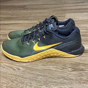 Men's Nike ID Metcon 4 Olive